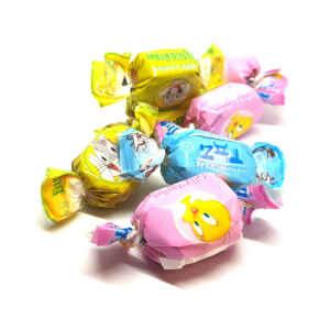 Caramelle Gelatine Frutta Looney Tunes min. 1 Kg
