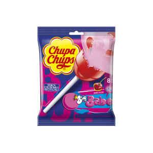 Chupa Chups Big Babol Senza Glutine 2 Pz