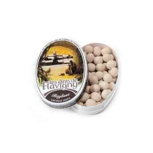 Scatola Ovale Caramelle Balsamiche Liquirizia 50 g Anis de Flavigny