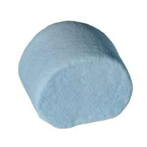Marshmallow Azzurro 3 grammi Senza Glutine 1 Kg