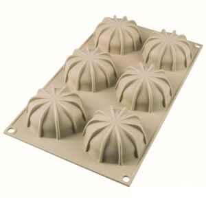 Silikomart Stampo Design 3D in Silicone Mini Goccia