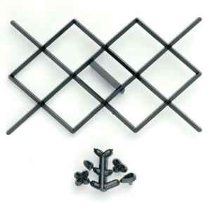 Tagliapasta Diamond Design Patchwork Cutter