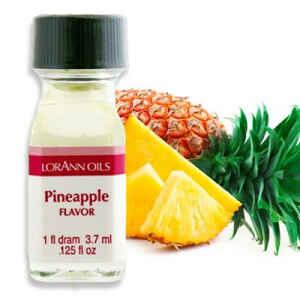 Aroma Concentrato all'Ananas Senza Zucchero e Glutine 3,7 ml