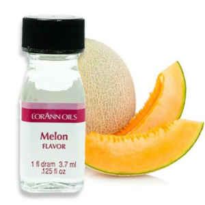 Aroma Concentrato al Melone Senza Zucchero e Glutine 3,7 ml