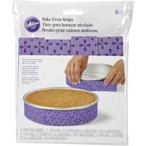 Bake Even Fascia Termica set 6 Pz Wilton