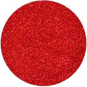 Perline Rosse Ø 1.5 mm 80 g FunCakes