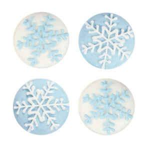 Fiocchi di Neve in zucchero 12 Pz Culpitt