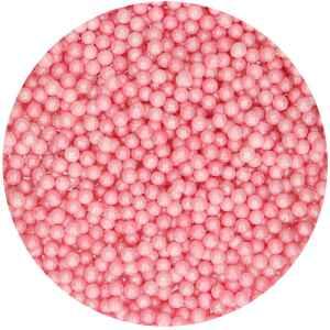 Perle Rosa Madreperla Ø 4 mm 80 Grammi FunCakes
