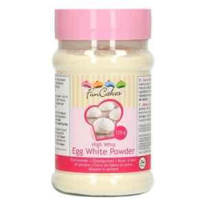 Egg white Powder High Whip 125 g FunCakes