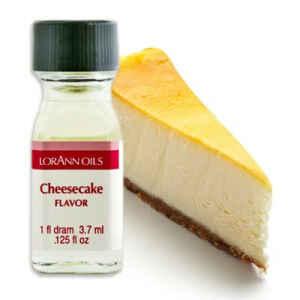 Aroma Concentrato alla Cheesecake Senza Zucchero e Glutine 3,7 ml