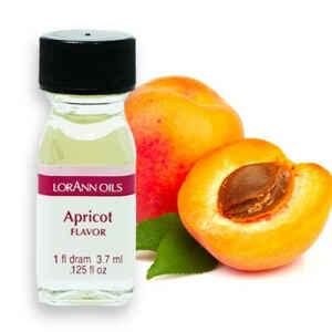 Aroma Concentrato all'Albicocca Senza Zucchero e Glutine 3,7 ml