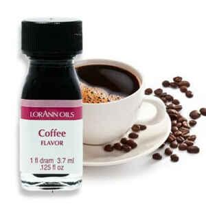 Aroma Concentrato al Caffè Senza Zucchero e Glutine 3,7 ml LorAnn