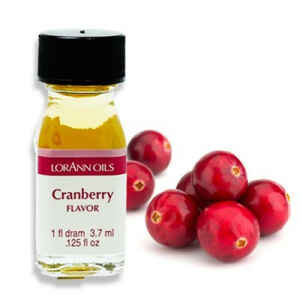 Aroma al Mirtillo Rosso Senza Zucchero e Glutine 3,7 ml