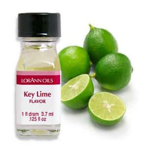 Aroma Concentrato al Key Lime Senza Zucchero e Glutine 3,7 ml LorAnn