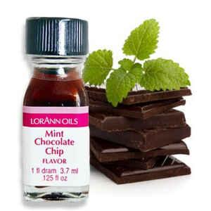 Aroma Concentrato Menta e Cioccolato Senza Zucchero e Glutine 3,7 ml