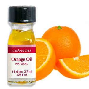 Aroma Concentrato all'Arancia Senza Zucchero e Glutine 3,7 ml LorAnn