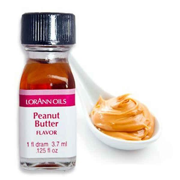 Aroma Concentrato al Burro di Arachidi Senza Zucchero e Glutine 3,7 ml