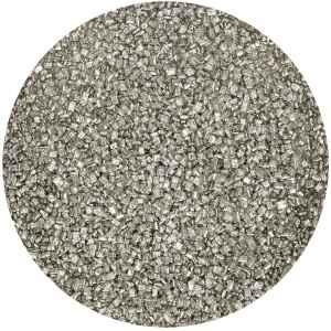 Zucchero Colorato Argento Metallizzato 80 g FunCakes