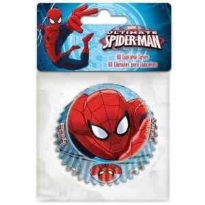 Stor Pirottini - Cupcake Spiderman da Forno 60 Pz