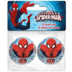 Stor Pirottini - Cupcake Mini Spiderman da Forno 60 Pz