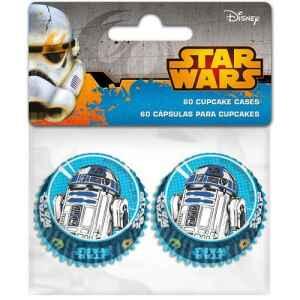 Pirottini - Cupcake Mini Disney Star Wars da Forno 60 Pz