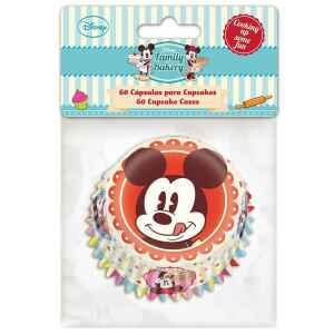 Stor Pirottini - Cupcake Disney Topolino da Forno 60 Pz
