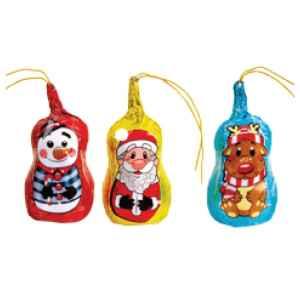 Cioccolatini 70 Amici Noel appendibile 10g