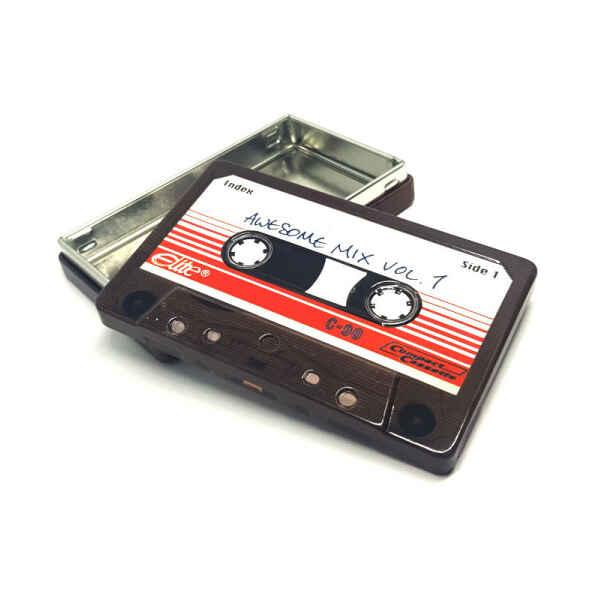 Latta musicassetta Awesome Mix Vol. 1