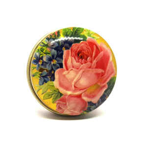 Latta portapillole tascabile Nostalgia Rosa