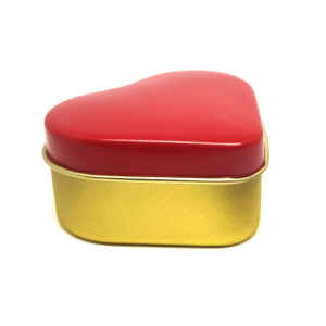 Latta Portapillole Tascabile Mini Cuore