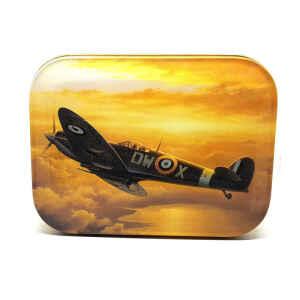 Latta Rettangolare Alta Piccola Aviation - Freedom 10,5 x 7,8 x 6,4 cm Neil Hipkiss