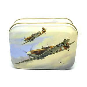 Latta Rettangolare Alta Piccola Aviation - Spitfires 10,5 x 7,8 x 6,4 cm Neil Hipkiss