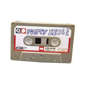 Latta musicassetta Party Mix