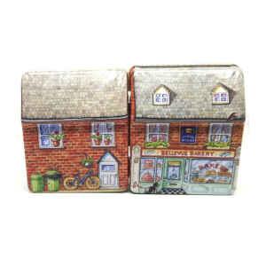 Mini latta Dolls House - Bakery
