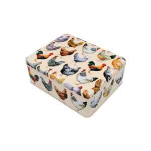 Latta Rettangolare Alta Feels Like Home - Hens 19,5 x 15,4 x 7,5 cm
