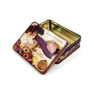 Latta rettangolare bassa Nostalgia - Chocolates Delicacy