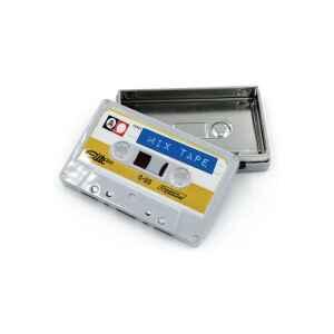 Latta musicassetta Mix Tape