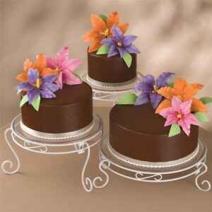 Set Cakes and Treats Espositore per Torte 15 pz Wilton