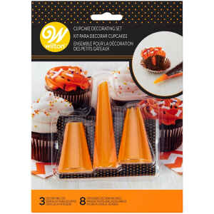 Cornetto - Beccuccio Cupcake Decorating Halloween 11 Pz Wilton
