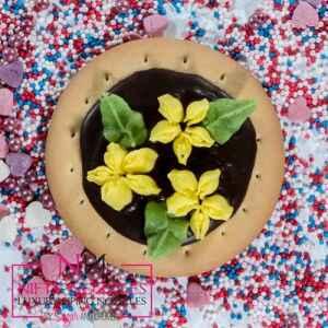 Cornetto - Beccuccio Elegante Esplosione di Stelle Sugar and Crumbs