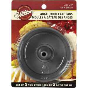 Mini Angel Food Set da 2 Pz 12 cm Wilton