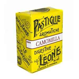 Camomilla Pastiglie Leone