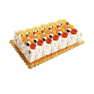 Panetto Torrone Tenero Artigianale di Frutta Candita