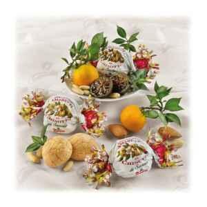 Amaretti al Chinotto di Savona Senza Glutine (min. 500 g)
