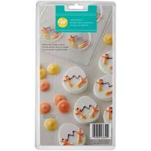 Wilton Stampo in Plastica Pulcino che Cova Candy