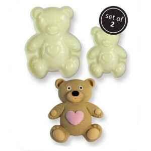 Sagoma Easy Pops Teddy Bear 2 Pz Jem