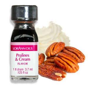 Aroma Concentrato Praline e Crema Senza Zucchero e Glutine 3,7 ml
