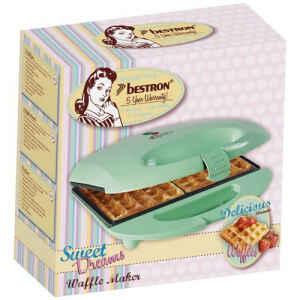 Macchina per waffle Bestron Sweet Dreams