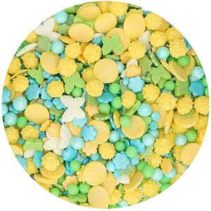 Medley Primavera in Zucchero 50 Grammi FunCakes
