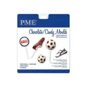 Stampo Caramelle Cioccolatini Calcio PME